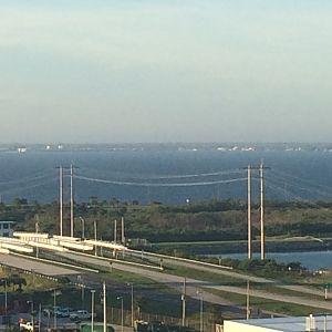 Port canaveral power lines 3