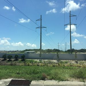 Bradenton power lines