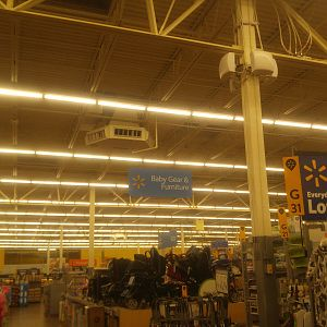 Wal-Mart Cell Site