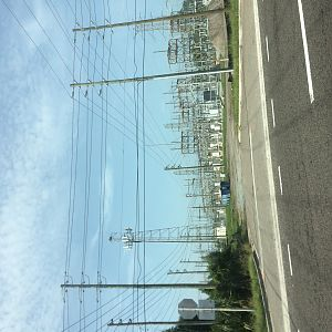 Clearwater lattice tower
