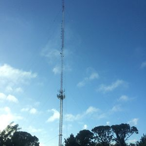 Seminole Florida guyed tower